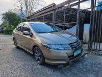 Silver Honda City 2010 for sale in Quezon