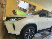 White Toyota Fortuner 2021 for sale in Angeles