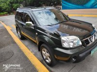 Selling Black Nissan X-Trail 2005 in Antipolo
