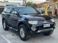 Black Mitsubishi Montero Sport 2014 for sale in Jaen