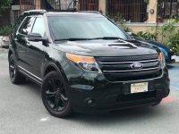 Sell Green 2013 Ford Explorer in Las Piñas