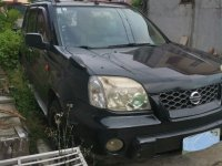 Black Nissan X-Trail 2004 for sale in Automatic