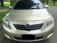 Beige Toyota Corolla Altis 2008 for sale in Makati