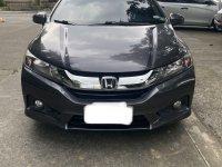 Selling Grayblack Honda City 2017 in Cainta