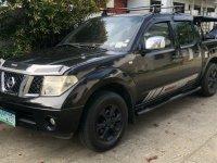 Sell Black 2010 Nissan Navara in Biñan