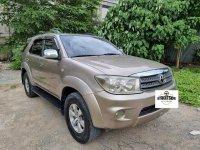 Sell Beige 2008 Toyota Fortuner in Cebu City