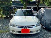 Sell White 2007 Honda Accord in Tanza