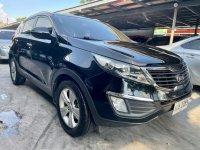 Sell Black 2014 Kia Sportage in Las Piñas