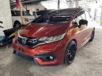 Red Honda Jazz 2018 for sale in Automatic
