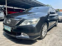 Black Toyota Camry 2012 for sale in Las Piñas