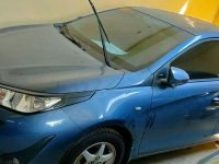 Blue Toyota Vios 2019 for sale in Quezon