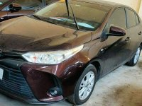 Red Toyota Vios 2021 for sale in Quezon