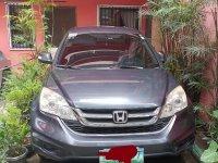 Silver Honda CR-V 2010 for sale in Pasig