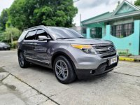 Black Ford Explorer 2013 for sale in Automatic