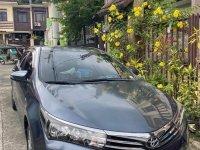 Selling Grey Toyota Corolla altis 2015 in Pasig