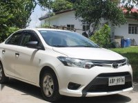 Selling White Toyota Vios 2016 in Lemery