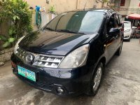 Sell Black 2011 Nissan Grand Livina in Pasay