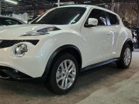 White Nissan Juke 2018 for sale in Automatic