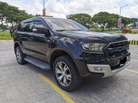 Black Ford Everest 2016 for sale in Automatic