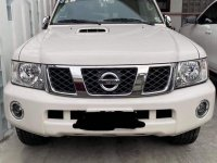 White Nissan Patrol 2016 for sale in Automatic