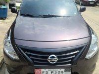 Grey Nissan Almera 2019 for sale in Manual