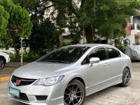 Selling Silver Honda Civic 2008 in Imus