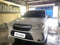 White Subaru Forester 2014 for sale in Automatic