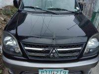 Black Mitsubishi Adventure 2010 for sale in Manual