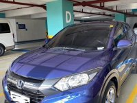 Blue Honda Hr-V 2015 for sale in Automatic