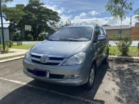 Silver Toyota Innova 2008 for sale in Automatic