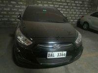 Selling Black Hyundai Accent 2019 in Quezon City