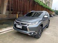Selling Grey Mitsubishi Montero Sport 2017 in Tanza