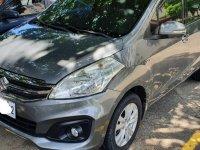 Grey Suzuki Ertiga 2017 for sale in Automatic
