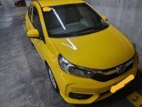 Yellow Honda Brio 2020 for sale in Makati