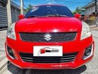 Sell Red 2018 Suzuki Swift in Carmona