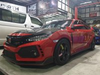 Sell Red 2018 Honda Civic in Pasig
