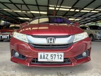 Red Honda City 2014 for sale in Automatic