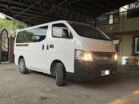 White Nissan Urvan 2016 for sale in Manual