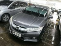 Grey Honda City 2014 for sale in Automatic