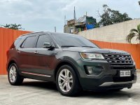 Sell Grey 2016 Ford Explorer in Pasig