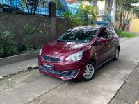 Sell Red 2018 Mitsubishi Mirage in Quezon City