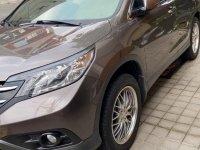Selling Brown Honda CR-V 2013 in Quezon