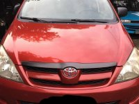 Sell Red 2008 Toyota Innova in Pateros
