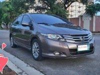 Selling Grey Honda City 2011 in Caloocan