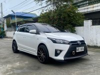 Red Toyota Yaris 2017 for sale