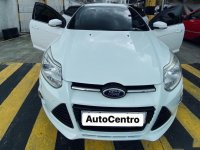 Sell Pearl White 2013 Ford Focus in Subic