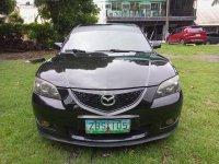 Sell Black 2005 Mazda 3 in Las Piñas