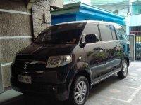 Selling Black Suzuki Apv 2018 in Parañaque