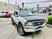 White Ford Ranger 2003 for sale in Manual