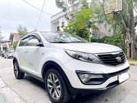 Selling White Kia Sportage 2014 in Bacoor